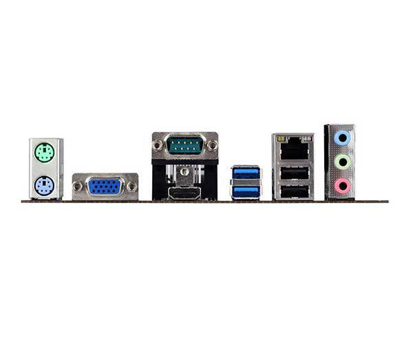 Placa Mãe J3060 Mini Atx Integrado com Intel Dual Core 1.6Ghz