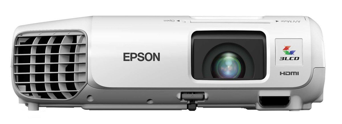Projetor Epson Powerlite S27 Wireless HDMI 2700 Lumens
