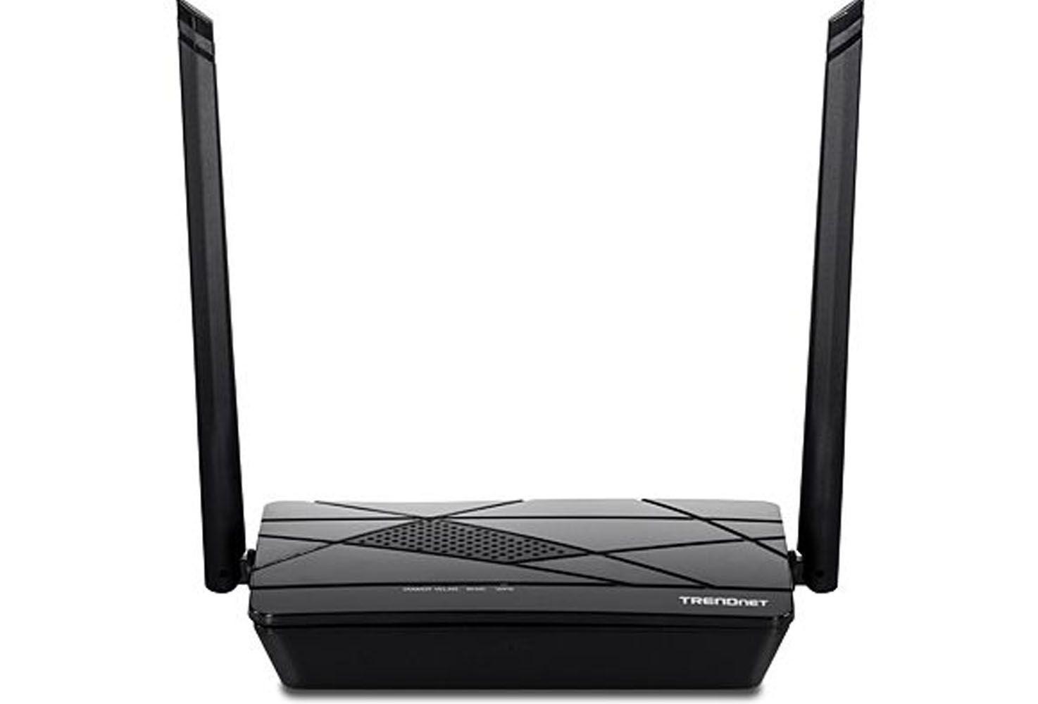 Roteador Wifi 300Mbps 2 Antenas Trendnet