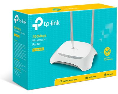 Roteador Wireless 300 Mbps 2 Antenas Tp-Link TL-WR840NW
