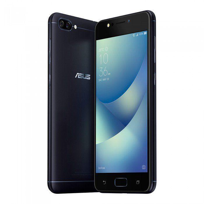"Smartphone Zenfone Max M1 32GB Dual Chip Tela 5.2"" 4G Preto"