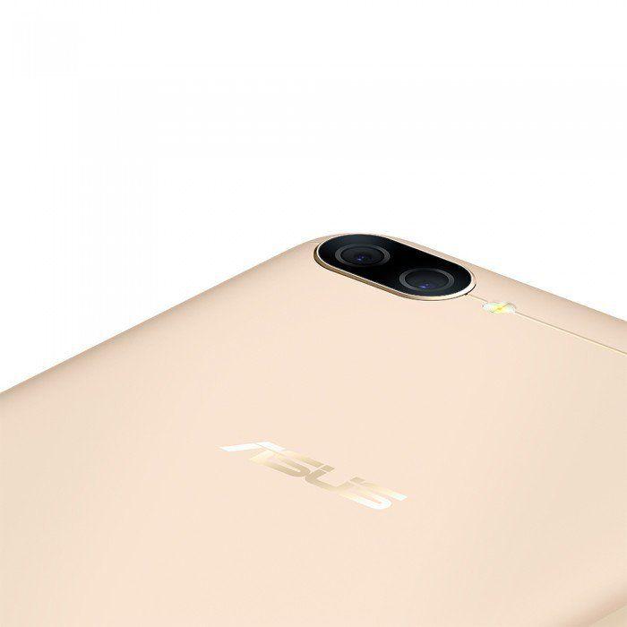 "Smartphone Zenfone Max M1 32GB ZC520KL Dual Chip Tela 5.2"" 4G Dourado"