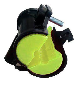 Suporte Dielétrico S/Miolo Verde 2969 TW