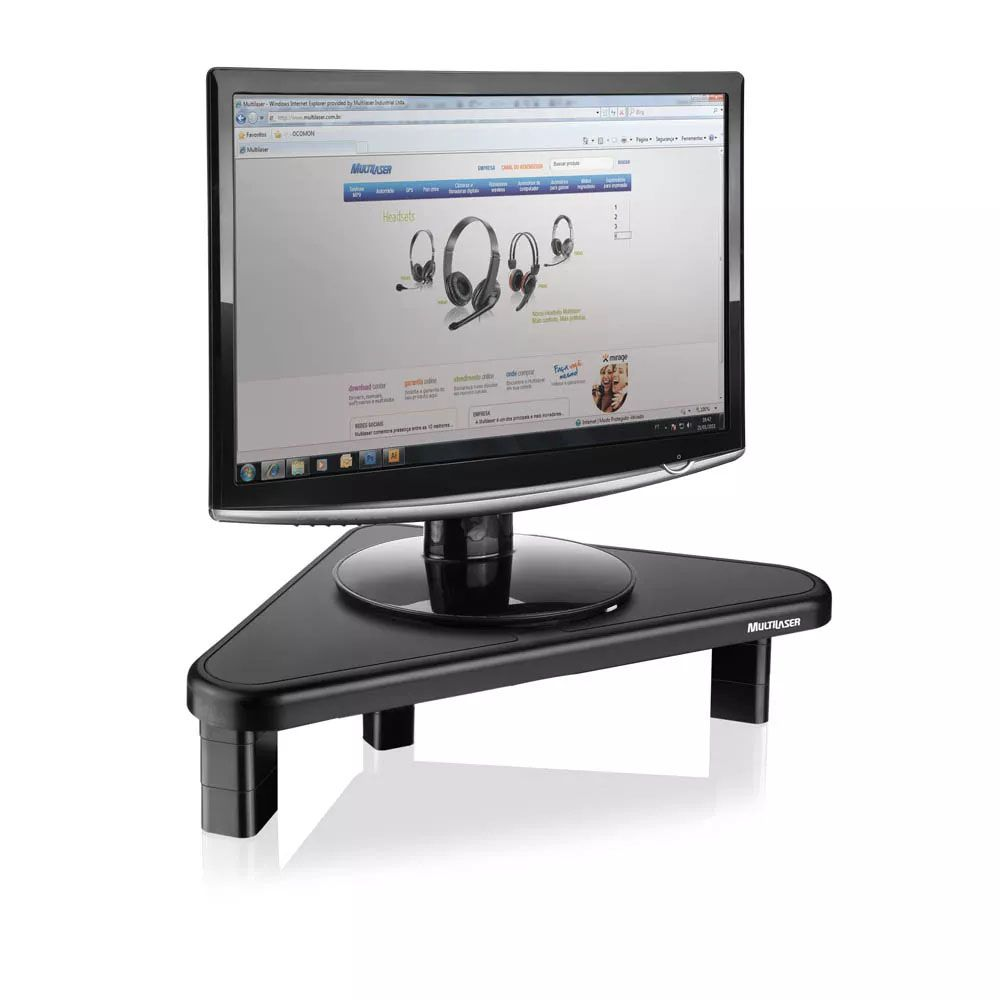 Suporte para Monitor de LCD Multilaser AC124