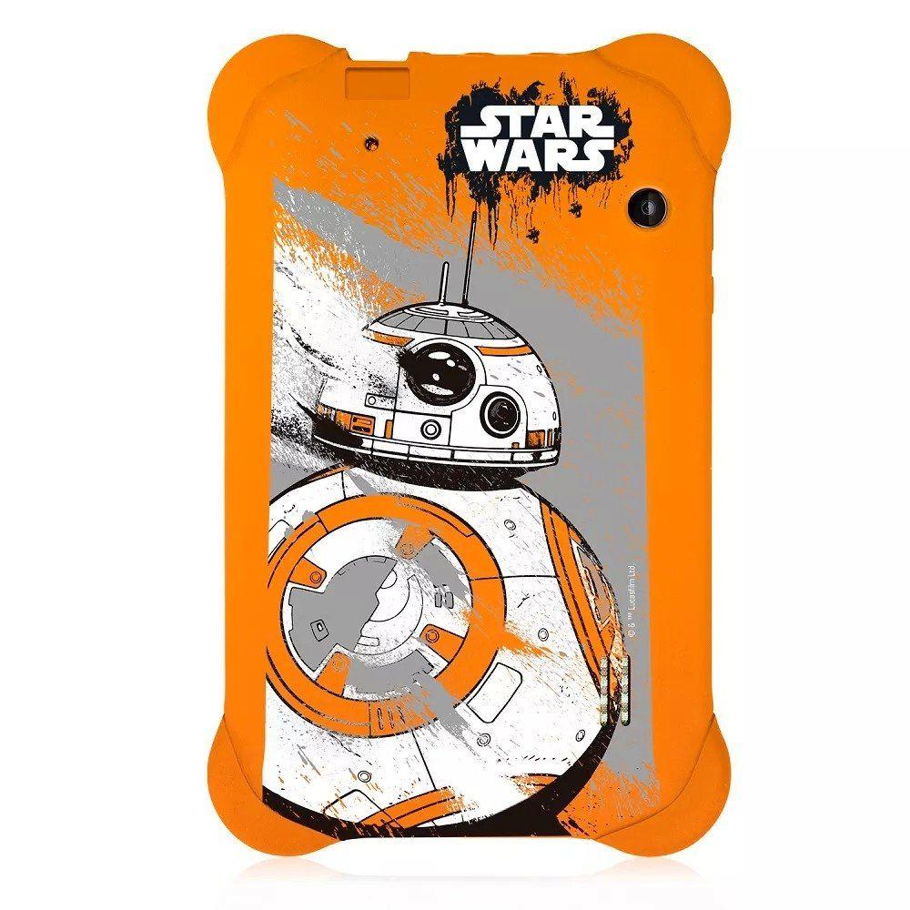 Tablet Disney Star Wars Android 4.4 8GB NB238 Multilaser