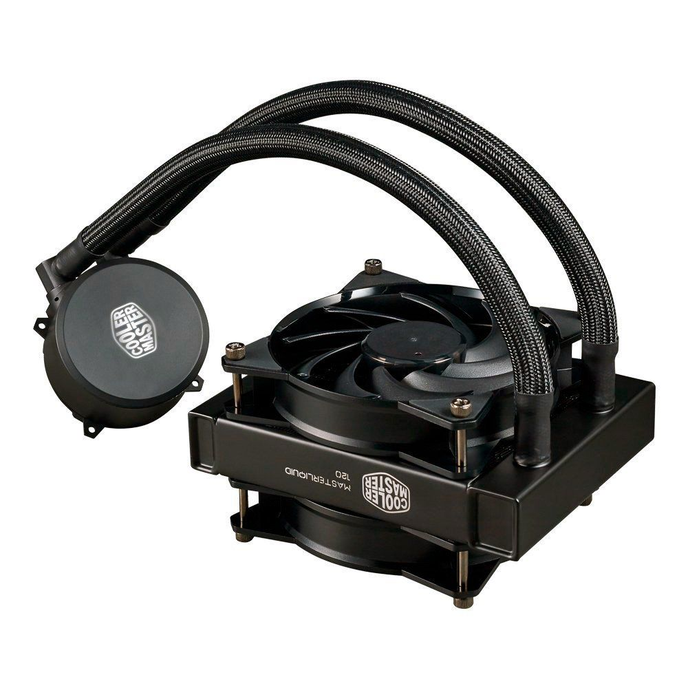 Water Cooler Cooler Master Masterliquid Lite 120 MLW D12M A20PW R1