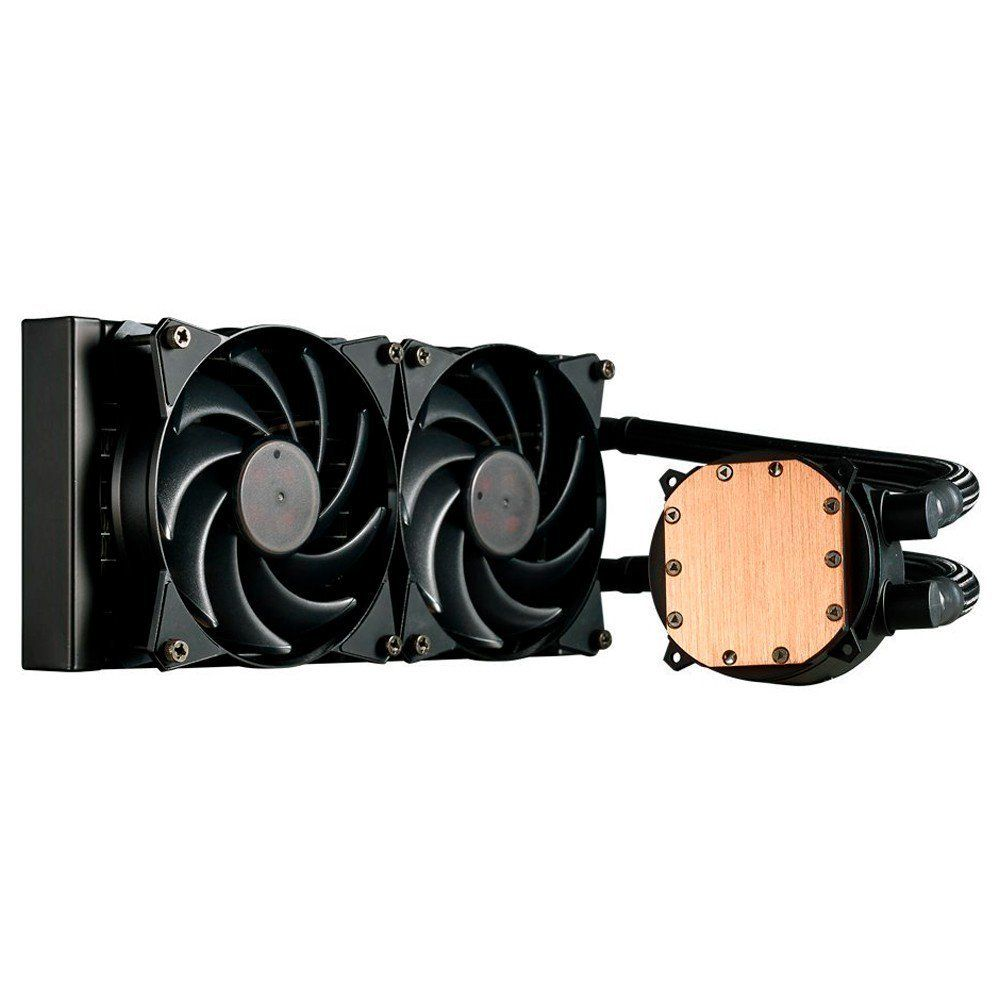 Watercooler Cooler Master Liquid 240 Dual Fan MLX D24M A20PW R1