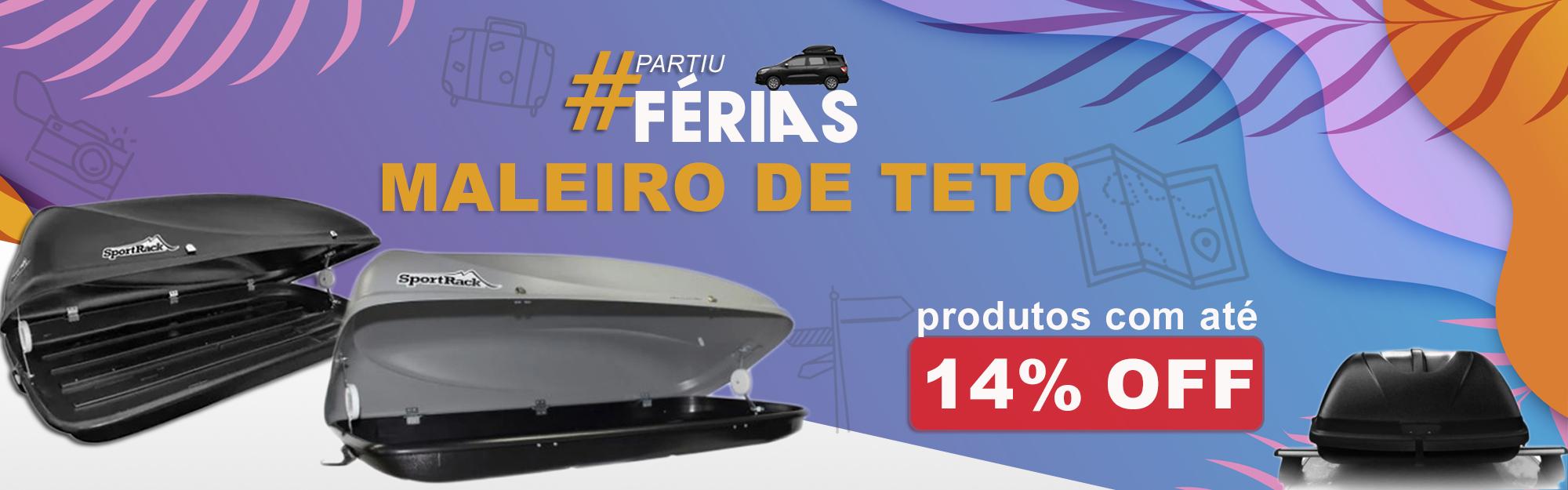 FERIAS - MALEIRO