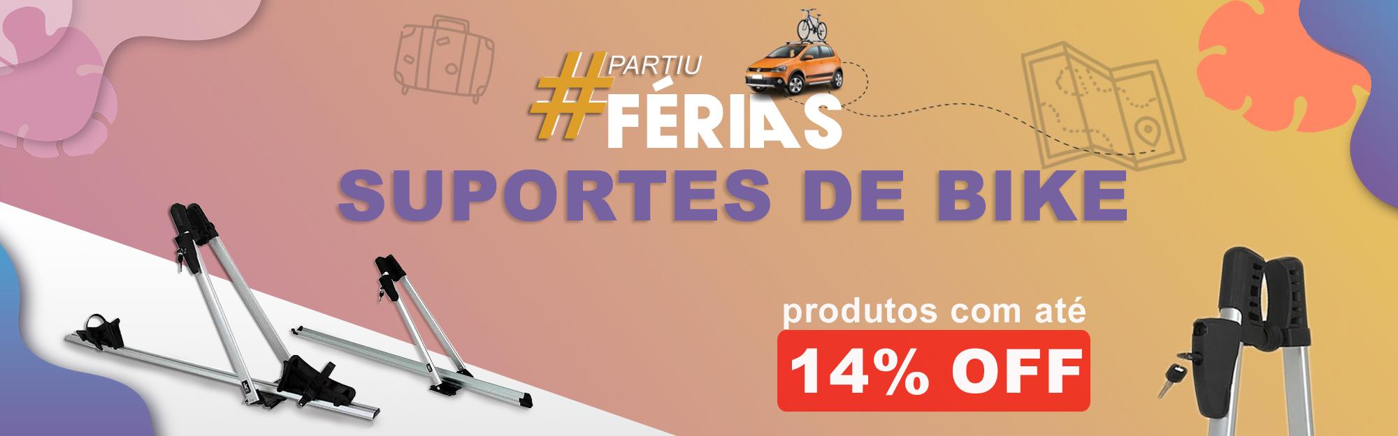 FERIAS - SUPORTE DE BIKE
