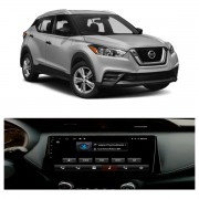 Central Multimídia Nissan Kicks PCD 10.1 Polegadas Carpad Orbe