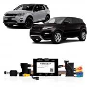 Desbloqueio De Multimidia Land Rover e Jaguar Faaftech FT VF LR15