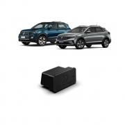 Desbloqueio Vídeo em USB Faaftech VW Nivus T-cross 2021 em diante FT-VF-VW7
