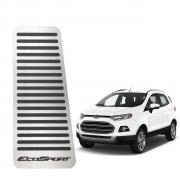 Descanso de Pé Ford Ecosport Aço Inox Escovado