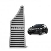 Descanso de Pé Honda HR-V Aço Inox Escovado
