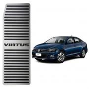 Descanso de Pé Volkswagen Virtus Aço Inox Escovado