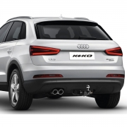 Engate Reboque Audi Q3 2014 a 2020 Removível Keko K1 K486PR