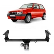 Engate Reboque Fixo Fiat Uno Mille Fire 2004 até 2012 Atos AT-1025