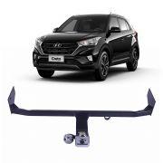 Engate Reboque Hyundai Creta 2017 em Diante Fixo Atos