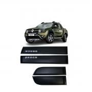 Friso Lateral Renault Duster 2020 em diante Modelo Igual Original