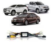 Interface Desbloqueio de Tela Toyota Corolla Hilux SW4 e Prius Faaftech FT-VF-TY