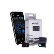 Módulo Acelerador Eletrônico para  Fiat Jeep GM Nissan e Chery  com Bluetooth FAST2.0H Tury