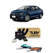 Módulo Elétrico para Engate Reboque Volkswagen Virtus 2018 em diante CONNECT1BB