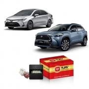 Módulo Subida Vidro Tilt-Down Rebatimento Retrovisor Toyota Lexus - PARK6.9.7DW