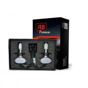 Par de Lâmpada Headlight Led Premium HB4 6000K JR8