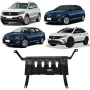 Protetor de Carter Volkswagen Polo Virtus T-Cross - AT-2115