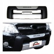 Protetor Frontal Overbumper Toyota Hilux 2005 a 2008 Dfender