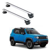 Rack de Teto Travessa para Jeep Renegade com longarinas 2016 em diante Reese