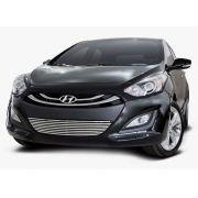 Sobre Grade Cromada Aço Inox Hyundai I30 2013 a 2015 Flat Darta