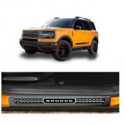 Soleira Porta Ford Bronco Resinada Premium Elegance NP