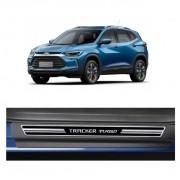 Soleira Porta Tracker Turbo Resinada Premium Elegance