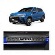 Soleira Porta Volkswagen Taos Resinada Premium Elegance