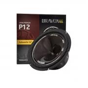 Subwoofer Premium Plus Bravox 12' P12X-S4 220w Rms 4 Ohms
