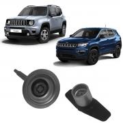 Trava Antifurto para Estepe Jeep Renegade Compass Farad FT03-A
