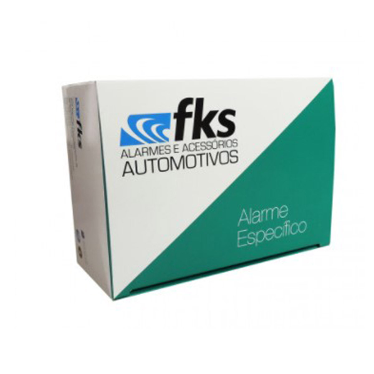 Alarme Específico Para Ford Ka com Chaveador Eletrônico FKE515 KA