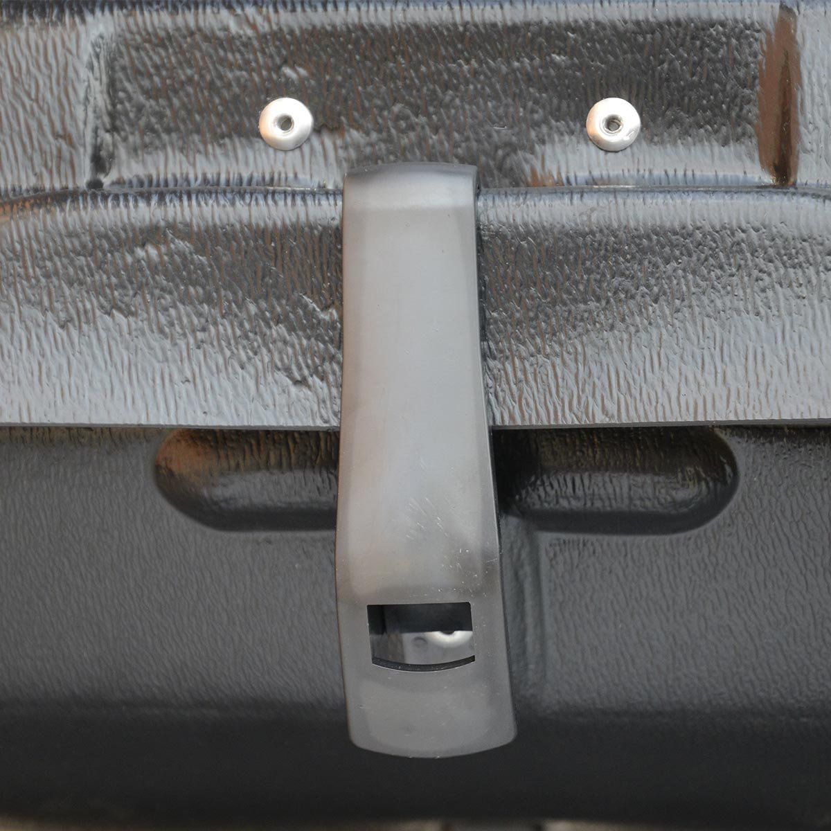 Bagageiro Maleiro de Teto Jetbag Conquest 450 Litros Preto