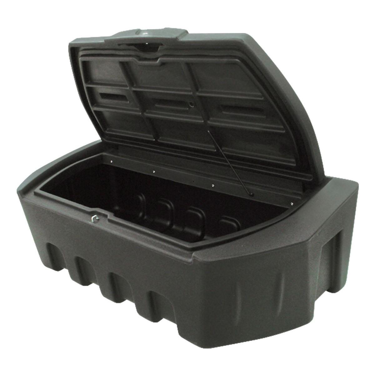 Caixa Baú para Caçamba de Pick-ups Cabine Dupla Trunk