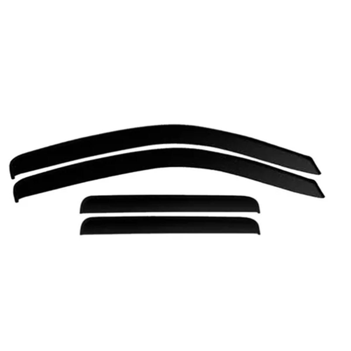 Calha de Chuva Chevrolet Onix Hatch 2020 em Diante 4 Portas Defletor TG Poli 23.036