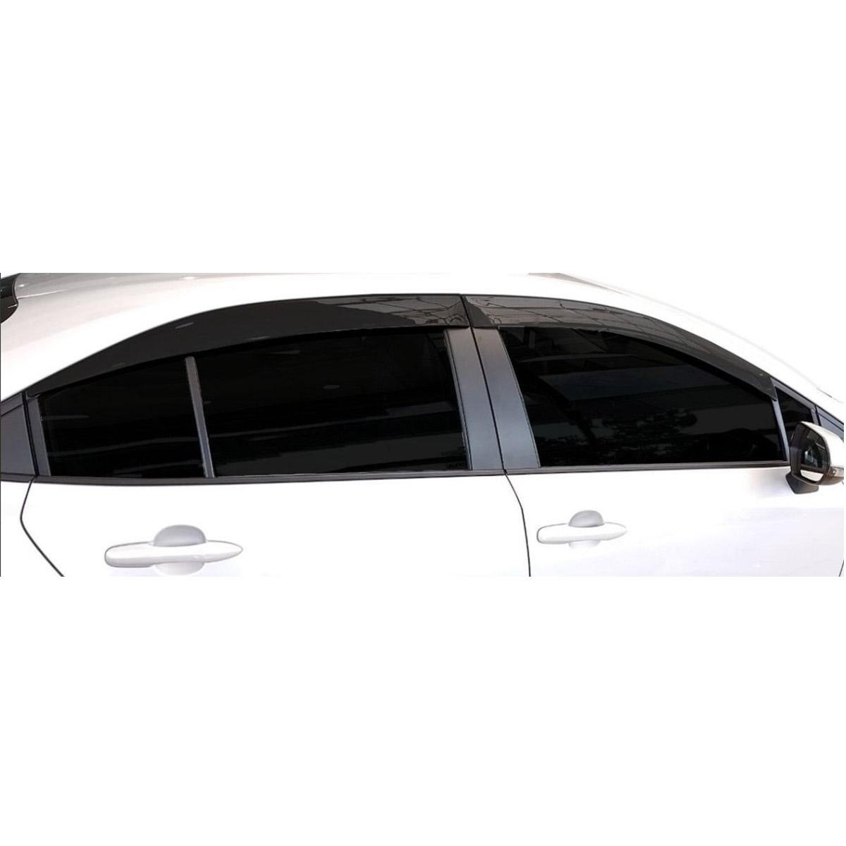 Calha De Chuva Defletor Corolla Sedan Altis GLI XEI XRS TG Poli 27.013
