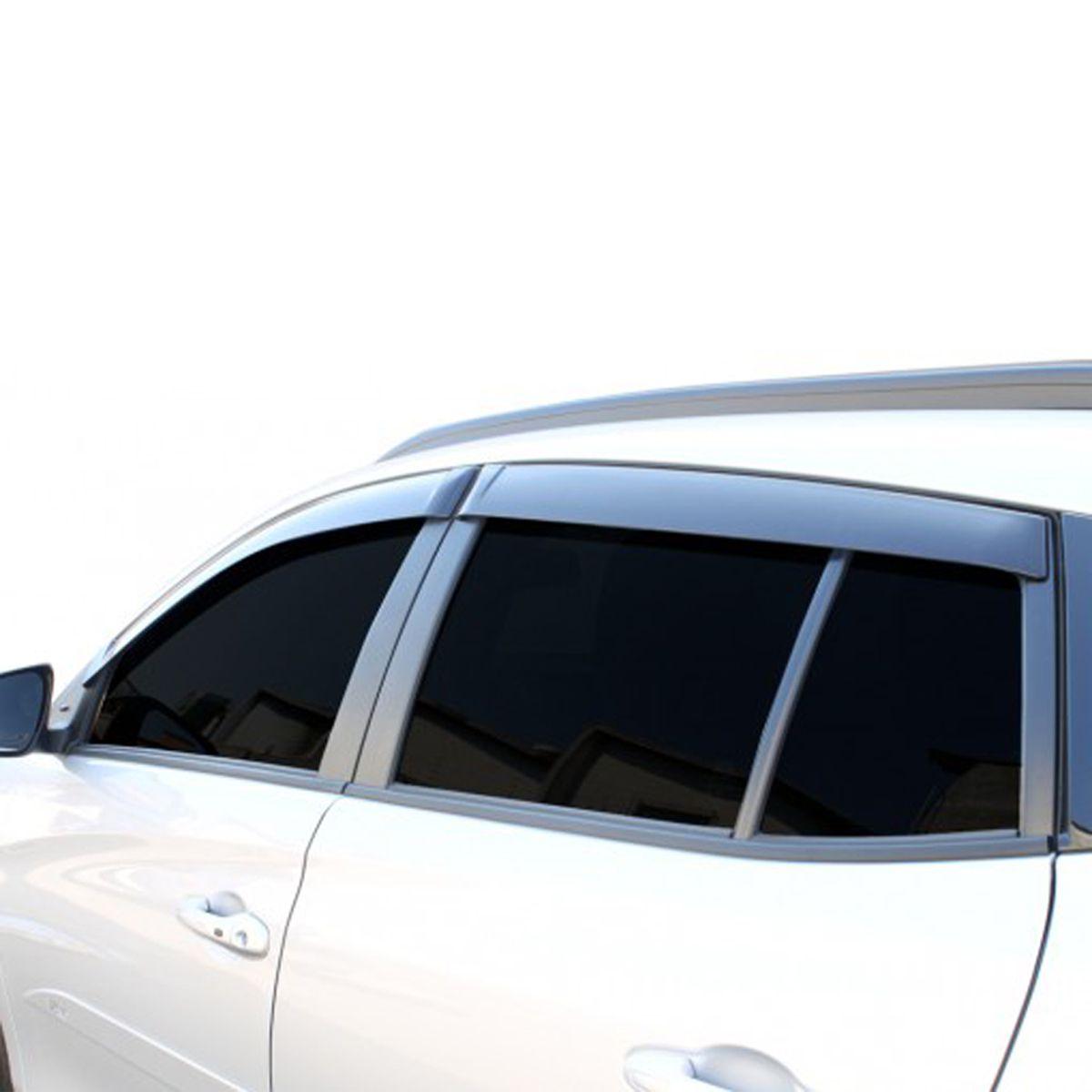 Calha de Chuva Yaris Hatch Defletor TG Poli