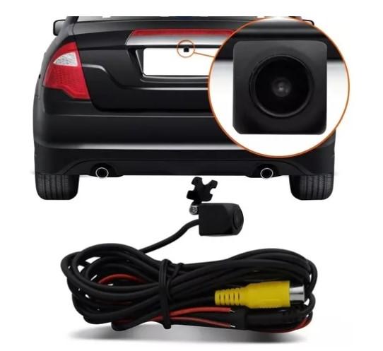 Câmera de Ré com Função Dupla KC800 Kx3