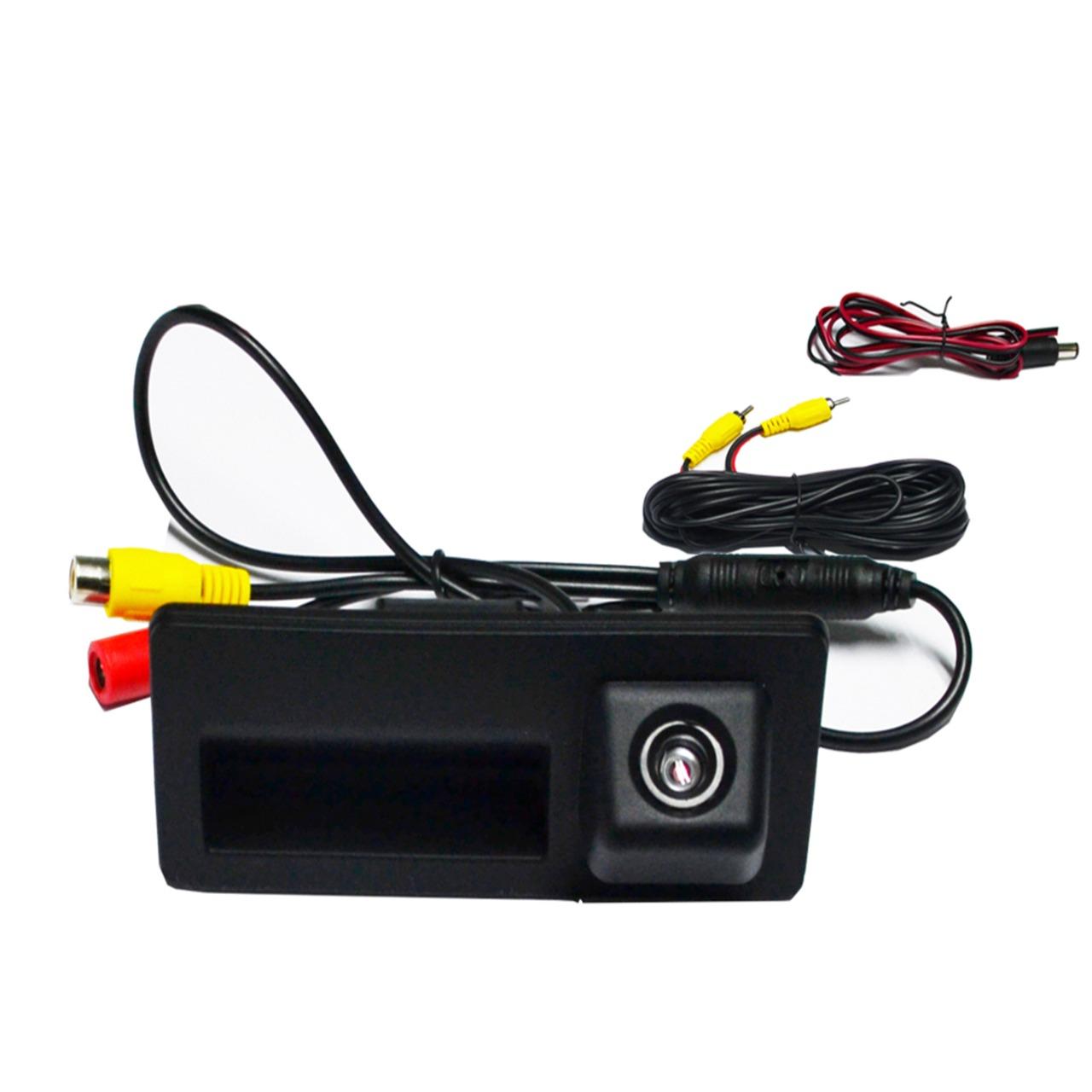 Câmera de Ré Maçaneta T-Cross Virtus 2019 em diante PCD Visão Noturna Modelo Original ZZ2