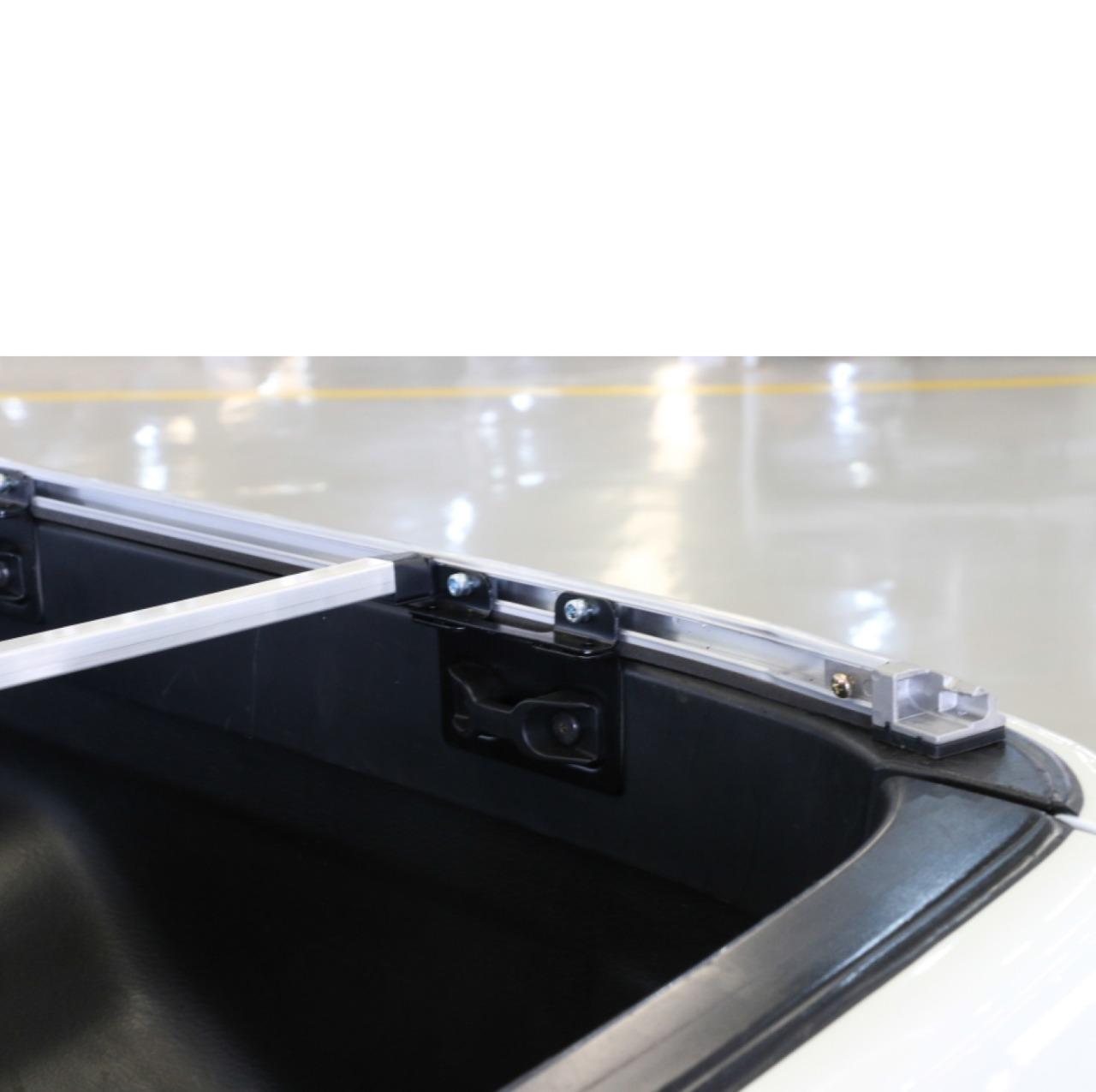 Capota Marítima Fiat Toro Cabine Dupla 2016 em Diante