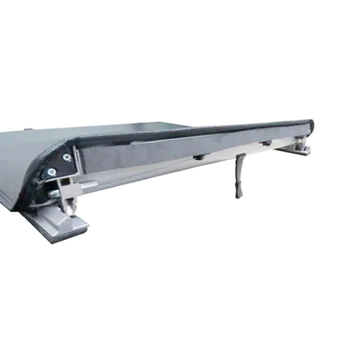 Capota Marítima Strada Cabine Simples Com Grade e Estepe MFF128F
