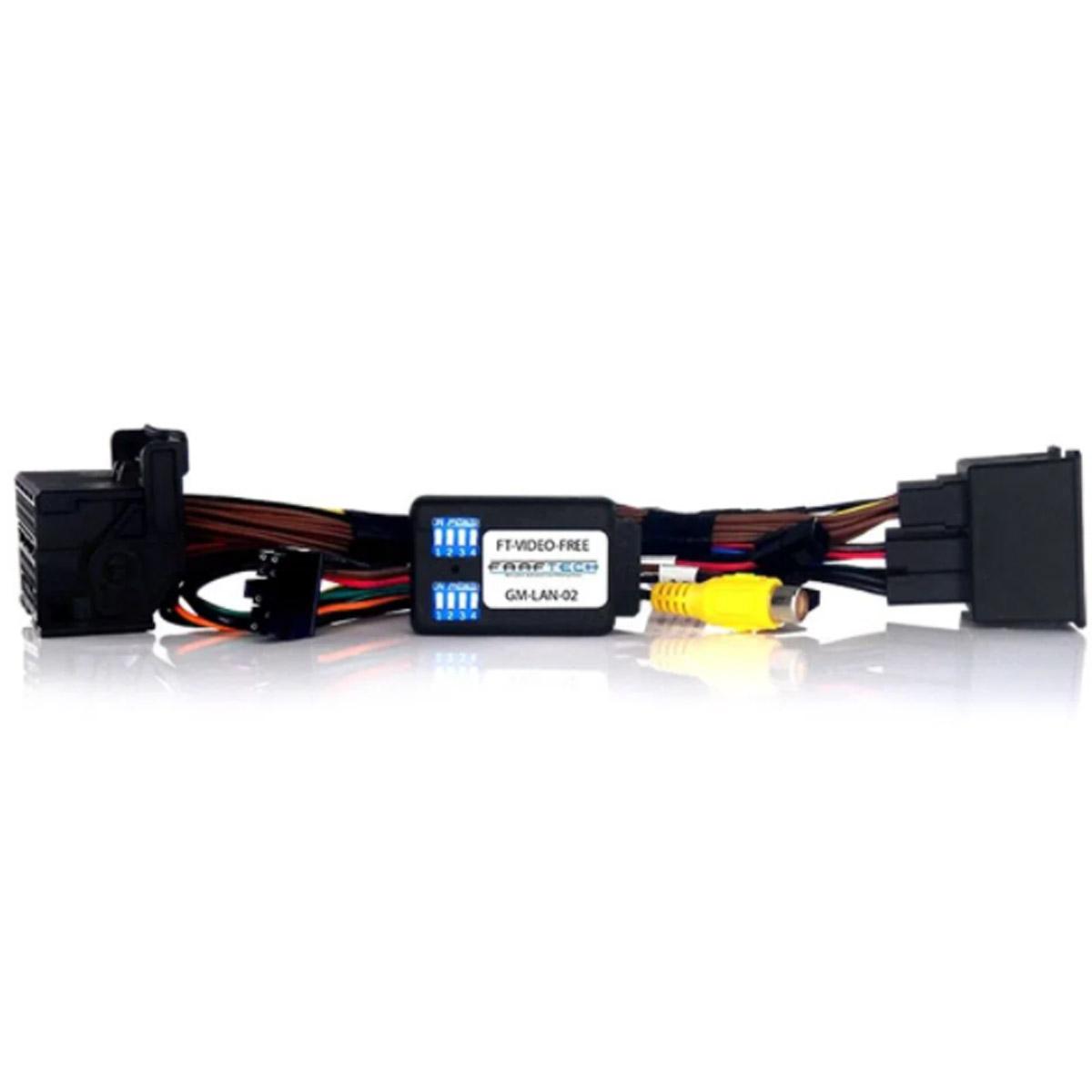 Desbloqueio De Multimídia Faaftech GM S10 Trailblazer FT-VF-GM-LAN02
