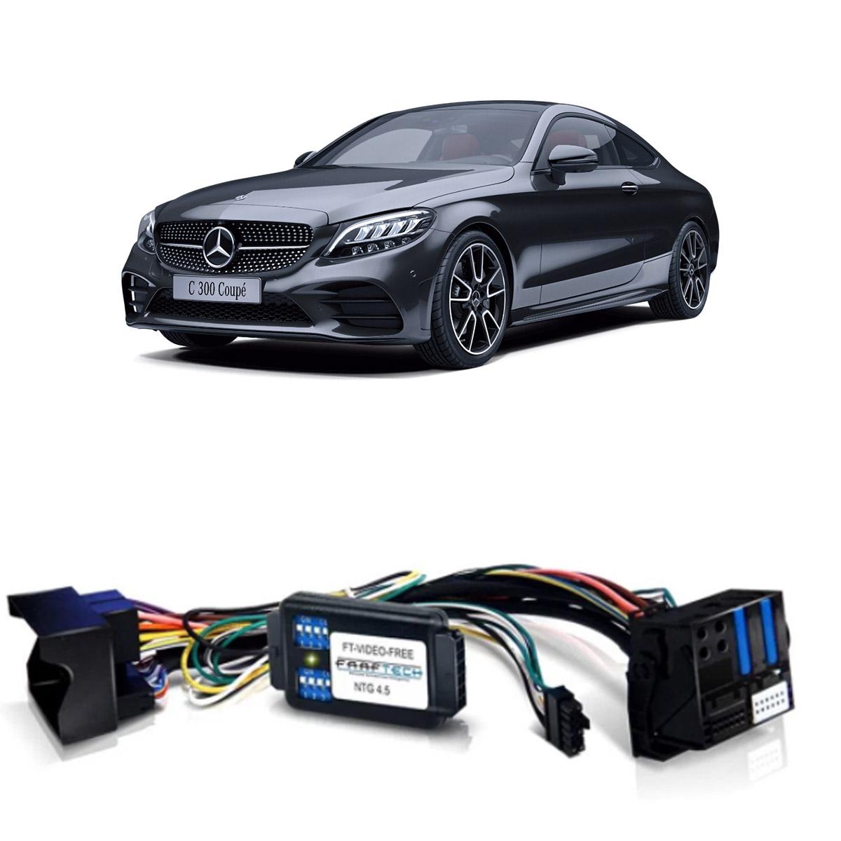Desbloqueio De Multimidia Mercedes Faaftech FT VF NTG4.5