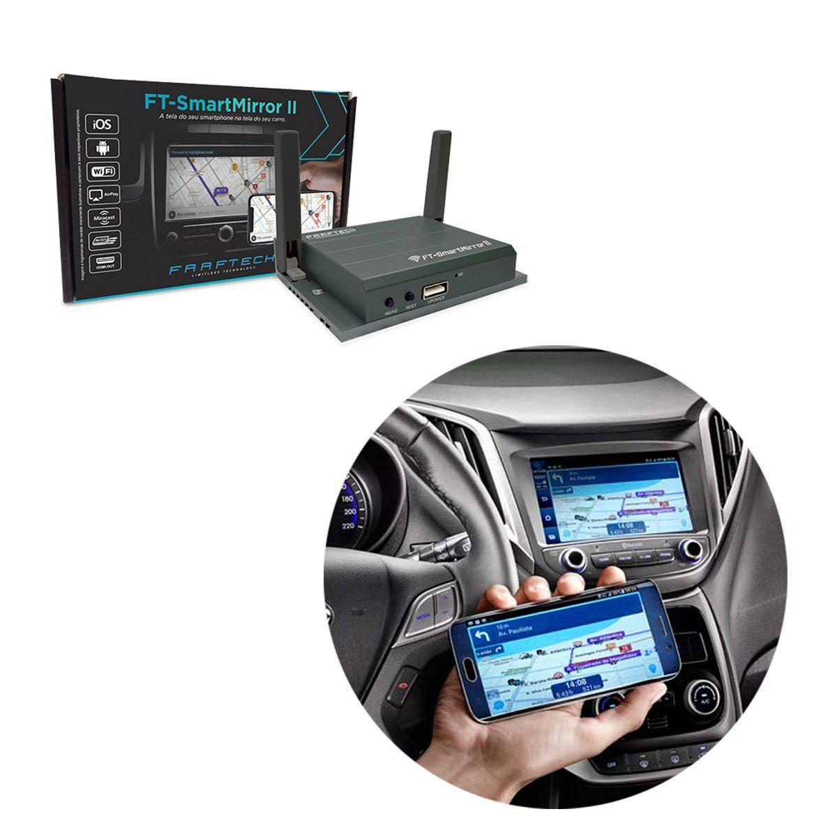 Desbloqueio de Vídeo + Espelhamento para Corolla Hilux SW4 Corolla Cross Faaftech